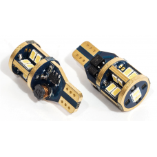 LED Philips T15 Can-Bus 18SMD 6500K